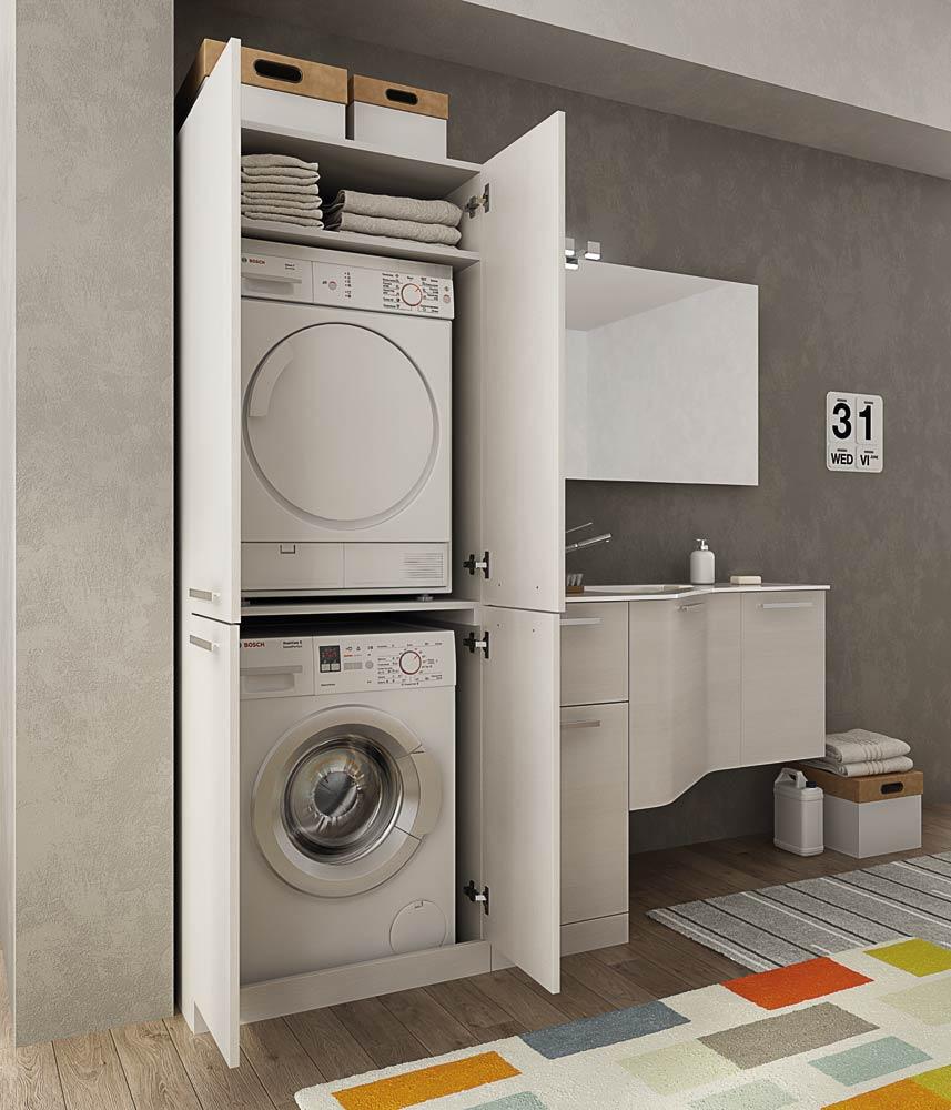 Armadio moderno ponte - Ikea lavanderia mobili ...