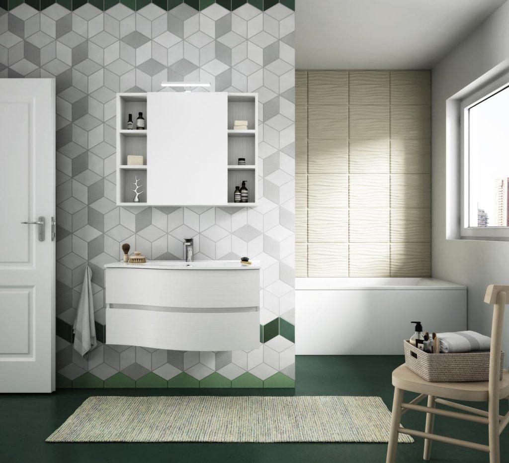 Bathroom furniture Modern Express collection